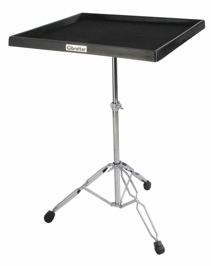 Gibraltar 7615 Percussion Table With Stand