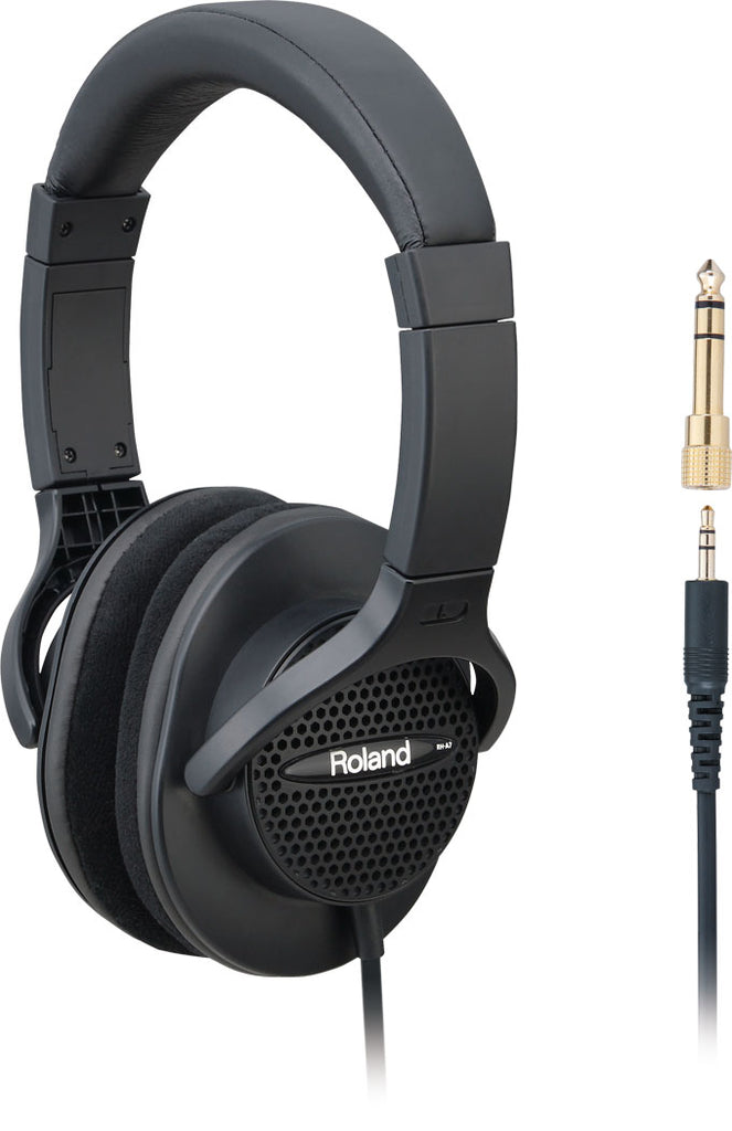 Roland RH-A7 Monitor Headphones - Black