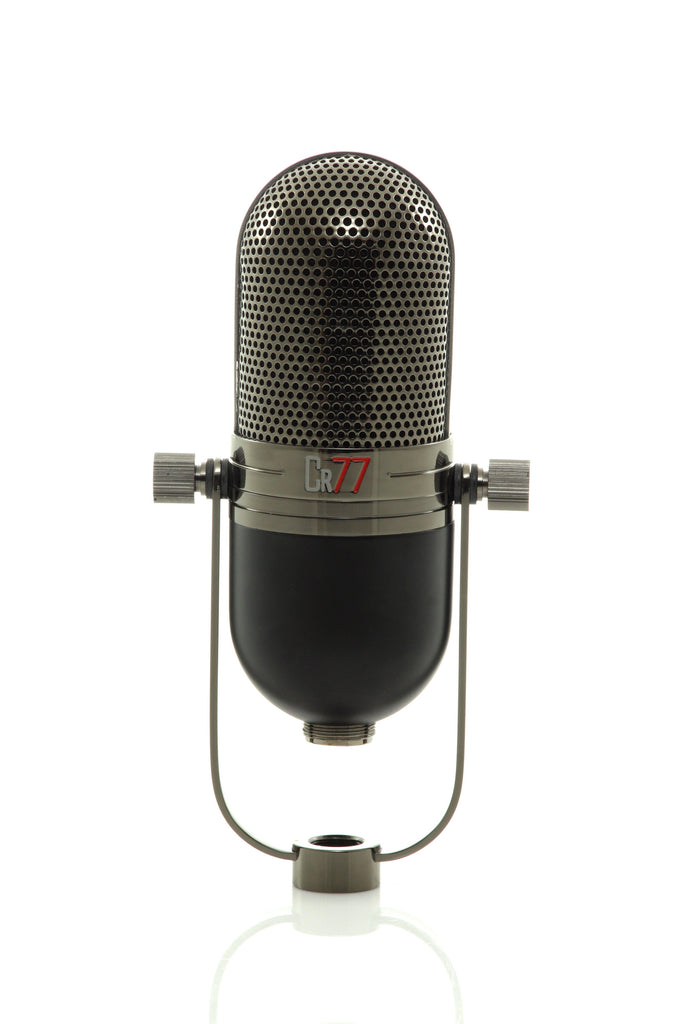 MXL CR77 Vintage Style Dynamic Stage Vocal Microphone