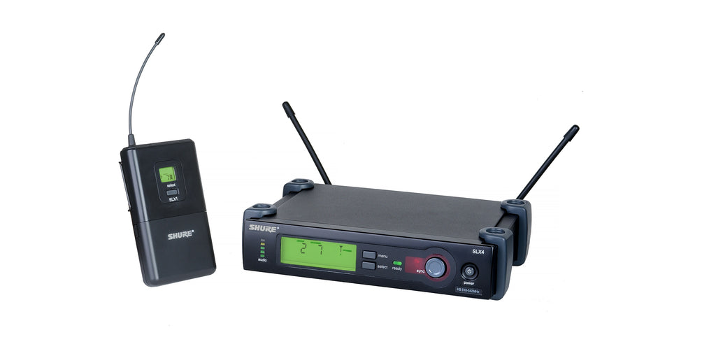 Shure SLX14-G5 Instrument Wireless System