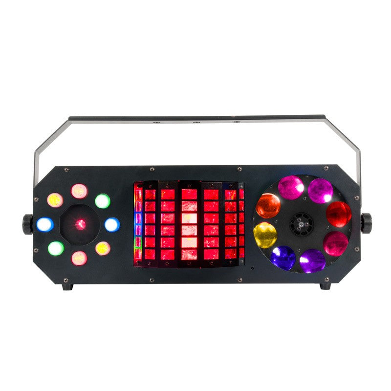 American DJ Boom Box FX2 4 In 1 Lighting Fixture
