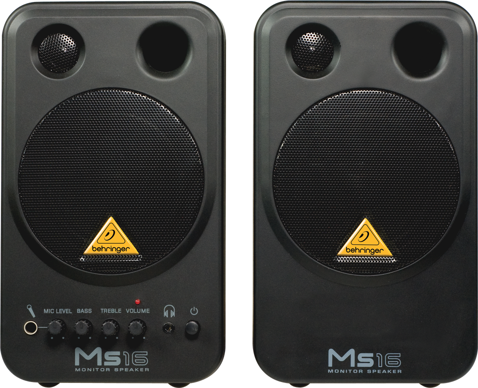 Behringer MS16 Personal Monitor System