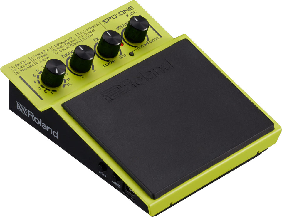 Roland SPD-1K SPD::ONE Kick Percussion Pad