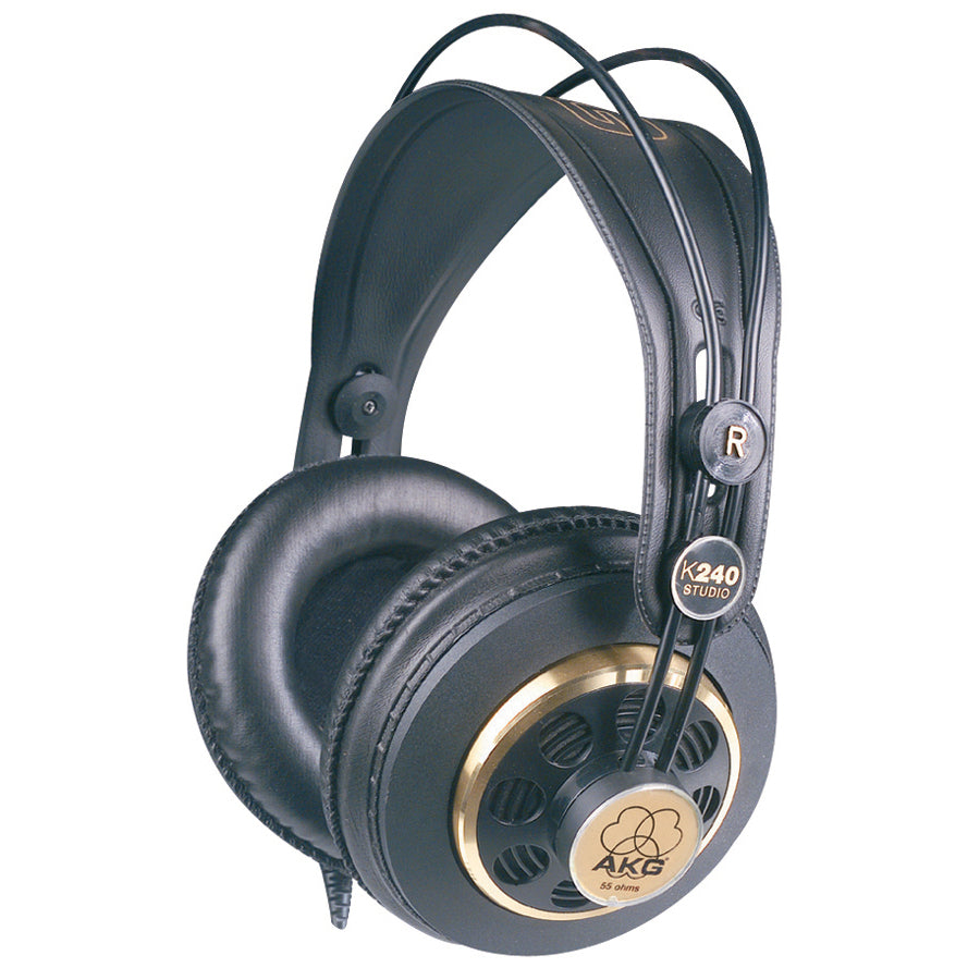 AKG K240S Professional Over Ear Studio Headphones
