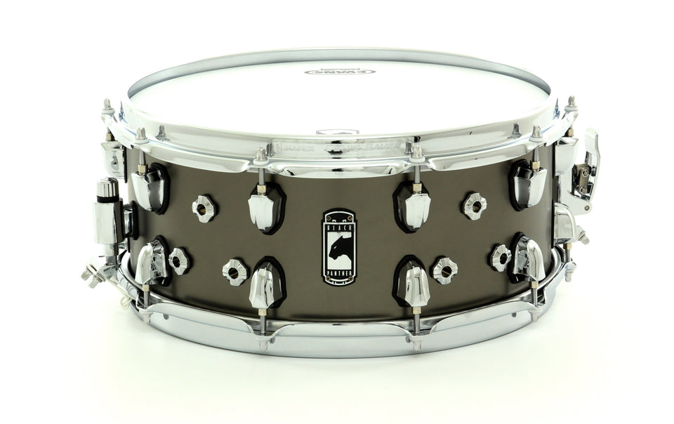 "Mapex 14"" x 6"" Black Panther Series Snare Drum Wraith"
