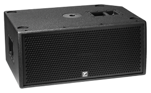 "Yorkville PSA1S Dual 12"" Powered Subwoofer"