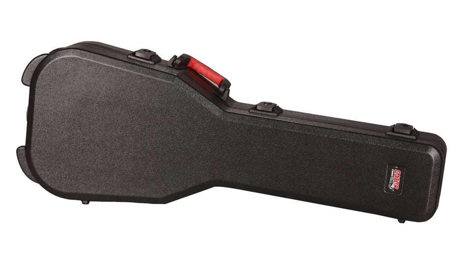 Gator GPE-SG-TSA ATA Molded Case With TSA Latches For Solid-Body Electric Guitars