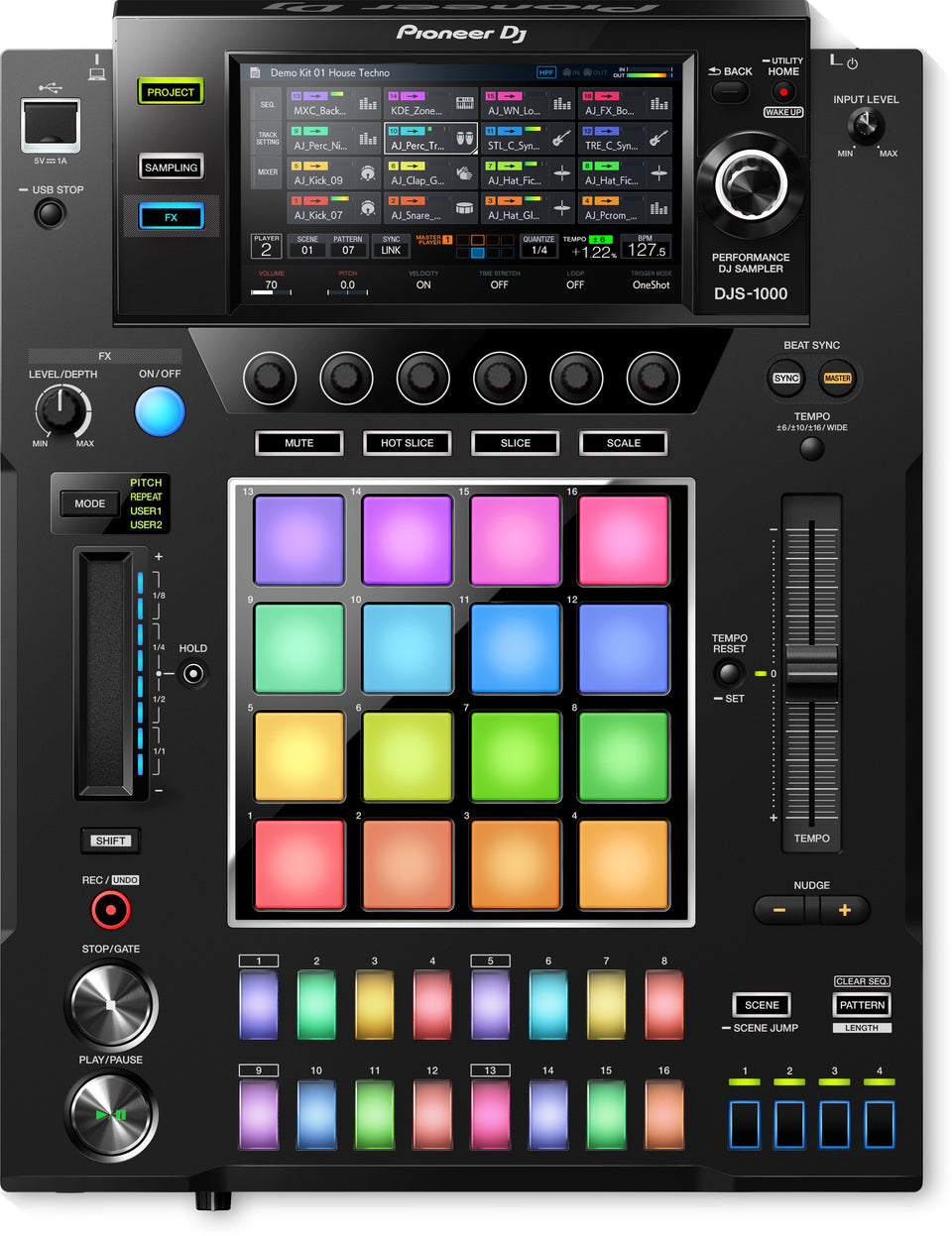 Pioneer DJ DJS-1000 Performance DJ Sampler