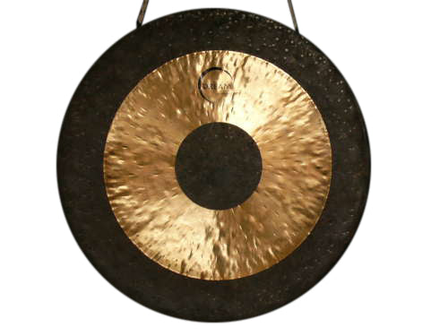 Dream Cymbals Chau Gong Black Dot