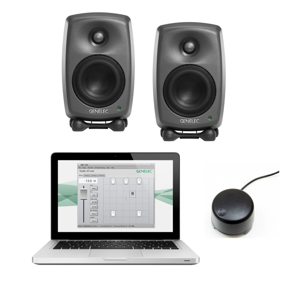 Genelec 8320 Stereo SAM Series Package