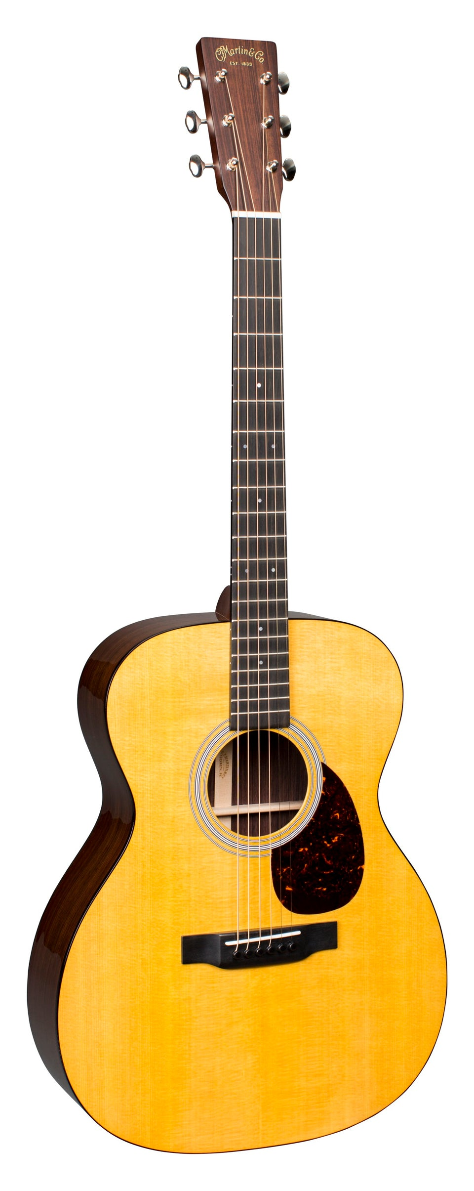 Martin OM-21 (2018) Orchestra Model Acoustic Guitar