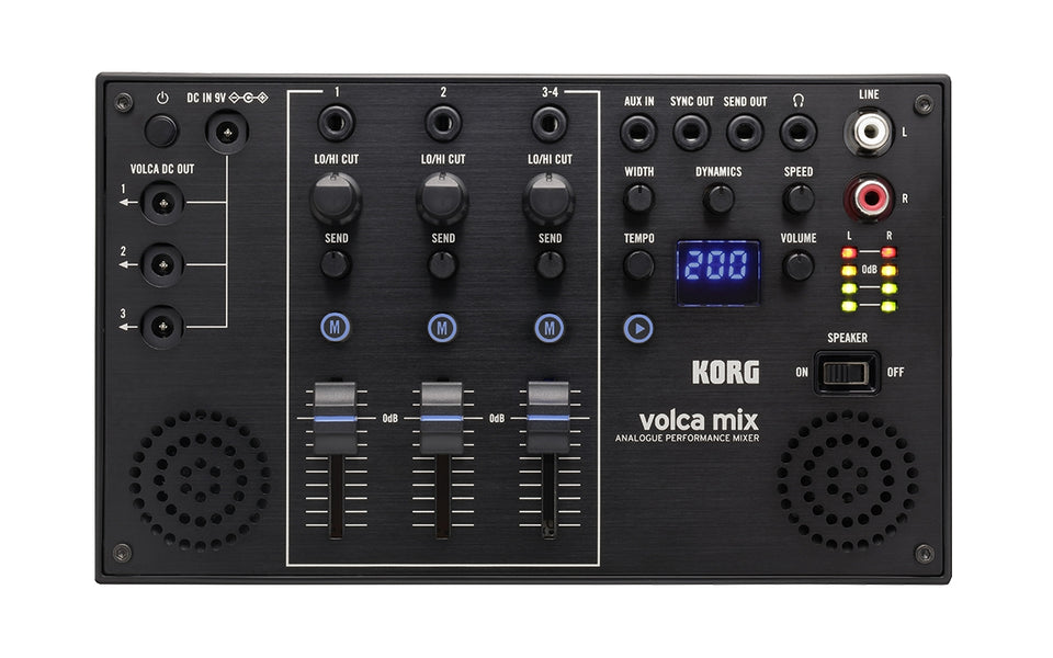 Korg Volca Mix Analogue Performance Mixer