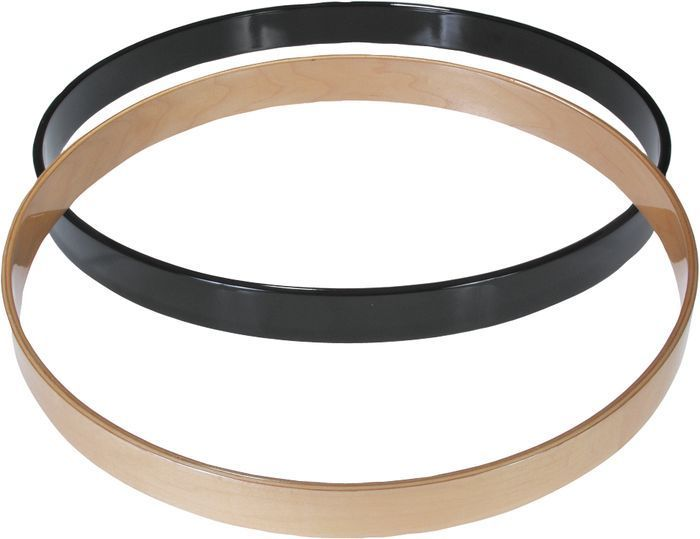 Gibraltar SC-20M 20-Inch Maple Bass Drum Hoop - Natural