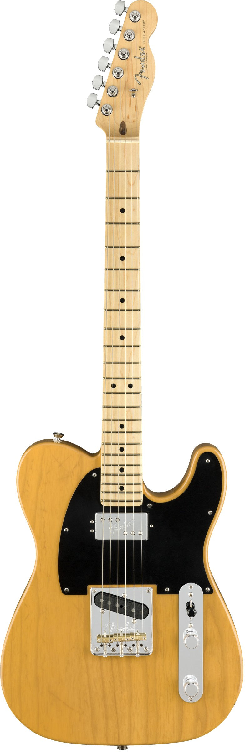 Fender 2018 Limited Edition American Professional Telecaster - Butterscotch Blonde