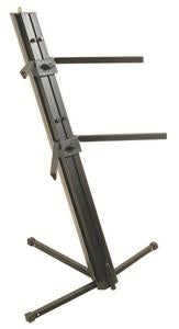 On-Stage Stands KS9102 Quantum Core Column Keyboard Stand
