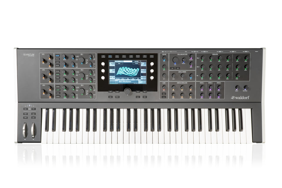 Waldorf Quantum Digital / Analog Hybrid Synthesizer