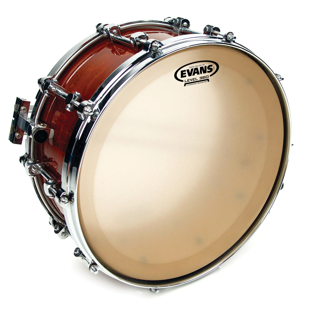 "Evans 12"" Strata Staccato 700 Concert Snare Drum Head"