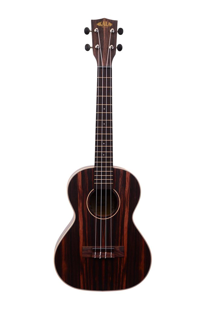 Kala KA-EBY-T Tenor Ukulele - Striped Ebony