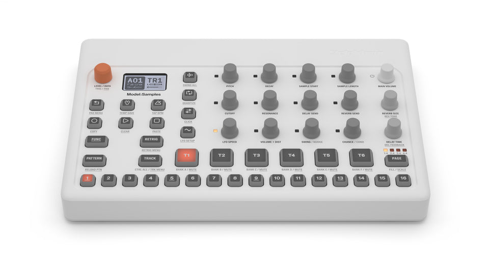 Elektron Model:Samples 6-Track Sample Based Groovebox