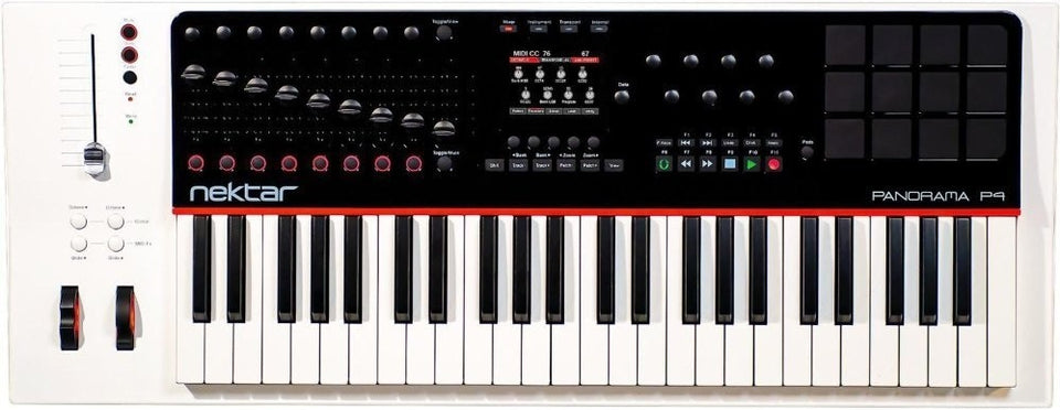 Nektar Technology Panorama P4 MIDI Controller Keyboard
