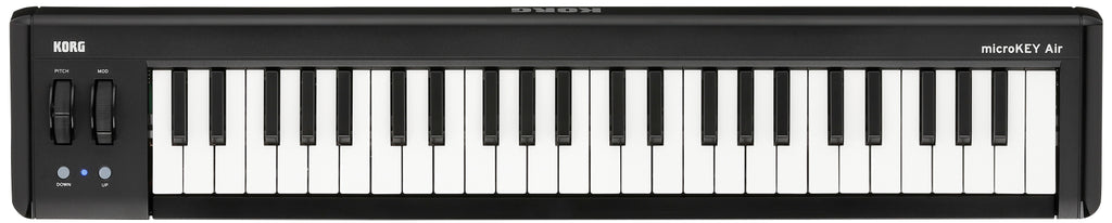 Korg microKEY Air-49 Bluetooth MIDI Keyboard - 49 Key