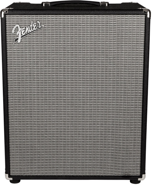 "Fender Rumble 200 (V3) 200W 1 X 15"" Bass Guitar Combo Amplifier"