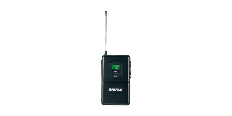 Shure SLX1 Bodypack Transmitter - H5 Frequency Band