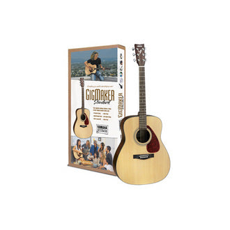 Yamaha Gigmaker Standard F325 Acoustic Guitar Package