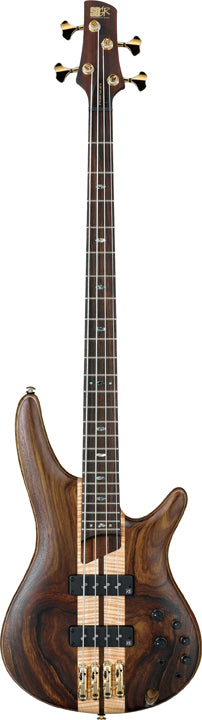 Ibanez SR1800E Premium Electric Bass - Rosewood Fingerboard, Natural Flat