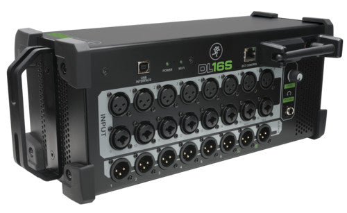 Mackie DL16S 16 Channel Wireless Digital Mixer w/ WiFi