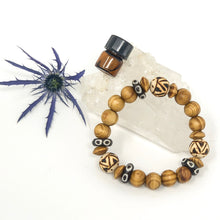 Olive Wood Neutral Diffuser Bracelet