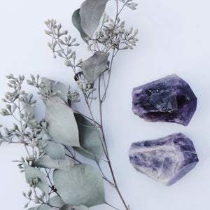 Amethyst Crystals (Various Sizes)
