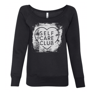 NEW DESIGN! Self Care Club Sweatshirt