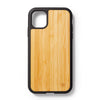 Back case iPhone 11 Pro Bamboe - Woodstylz