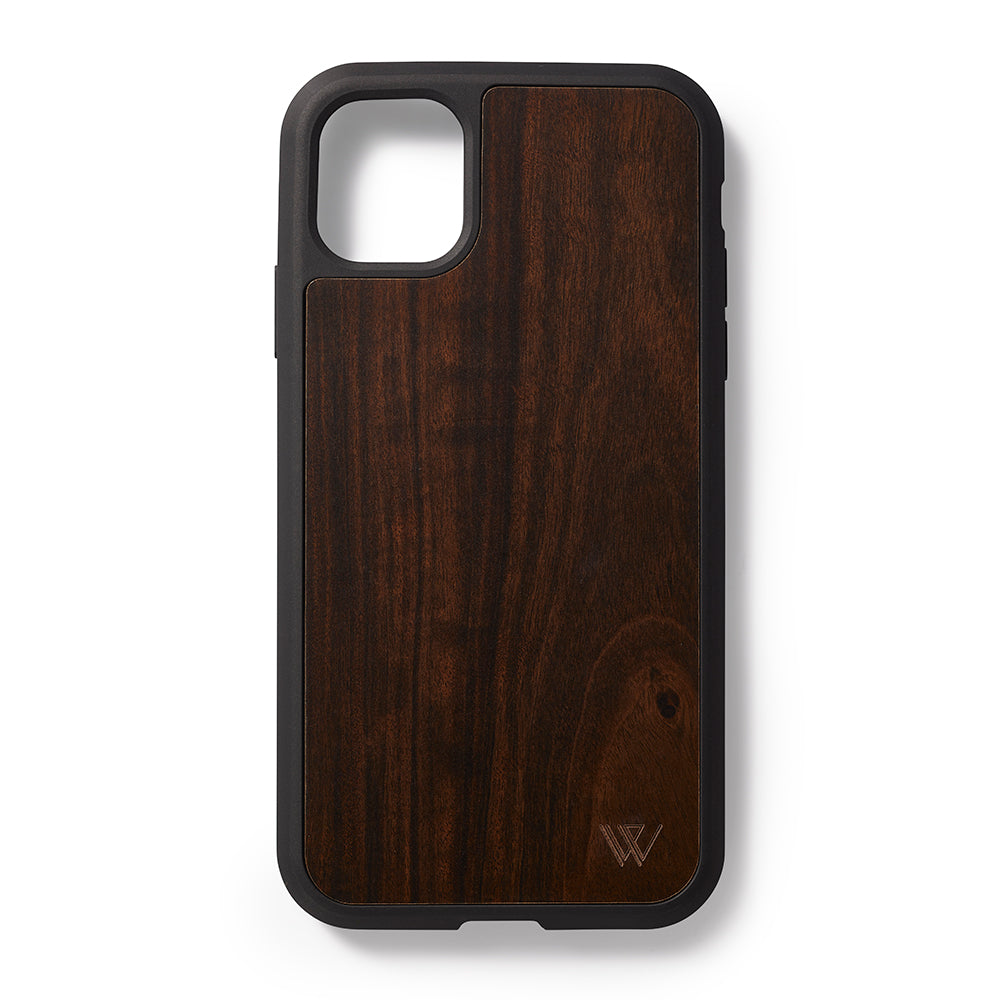 Back case iPhone 11 Pro Sandelhout - Woodstylz