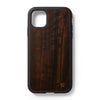 Back case iPhone 11 Sandelhout - Woodstylz