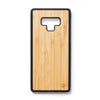 Wooden back case Samsung Note 9 bamboo - Woodstylz