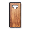 Wooden back case Samsung Note 9 zebrano - Woodstylz