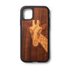 Back case iPhone 11 Giraffe