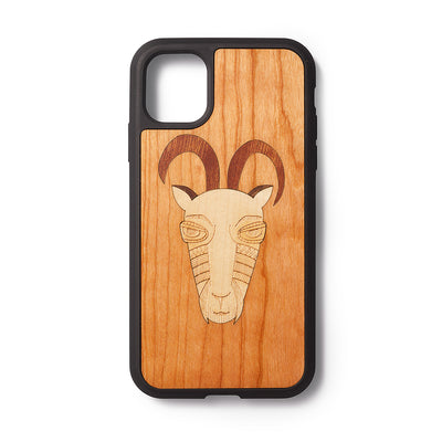 Back case iPhone 11 Capricorn