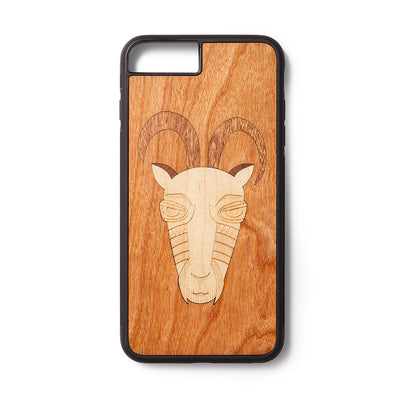 Back case iPhone 6,7 en 8 plus Capricorn