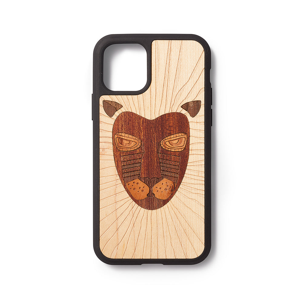 Back case iPhone 11 Pro Lion