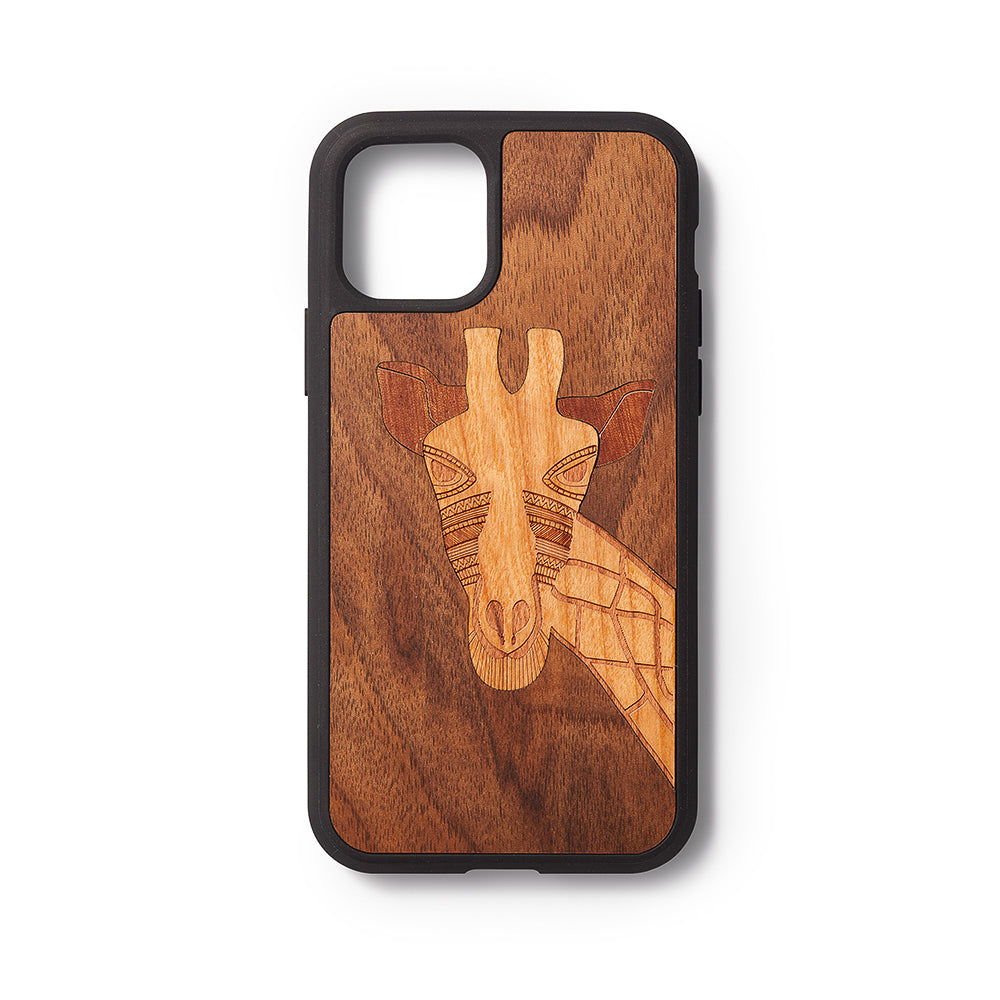 Back case iPhone 11 Pro Giraffe