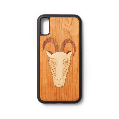 Back case iPhone X en XS Capricorn