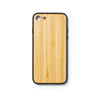Wooden Iphone 7 and 8 back case bamboo slimfit - Woodstylz