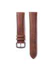 Wooden Watch Sandalwood and leather - Woodstylz