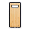 Wooden back case Samsung Note 8 bamboo - Woodstylz