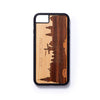 Wooden Iphone 6,7 and 8 back case Amsterdam - Woodstylz
