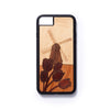 Wooden Iphone 6,7 and 8 back case windmill - Woodstylz