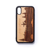 Wooden Iphone X or XS back case Amsterdam - Woodstylz